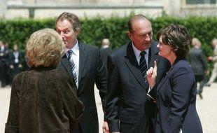 Une pique féroce lancée par Cherie Blair, l'épouse de l'ancien Premier ministre britannique Tony Blair, contre le président français Jacques Chirac a joué un rôle clé dans l'attribution des jeux Olympiques de 2012 à la ville de Londres, selon l'organisateur de cet évènement Sebastian Coe.