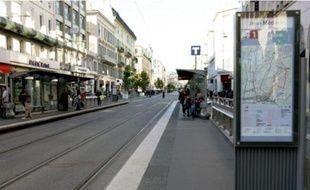 A Nice, les tramways ne circuleront pas demain après-midi, entre 13h30 et 17h.
