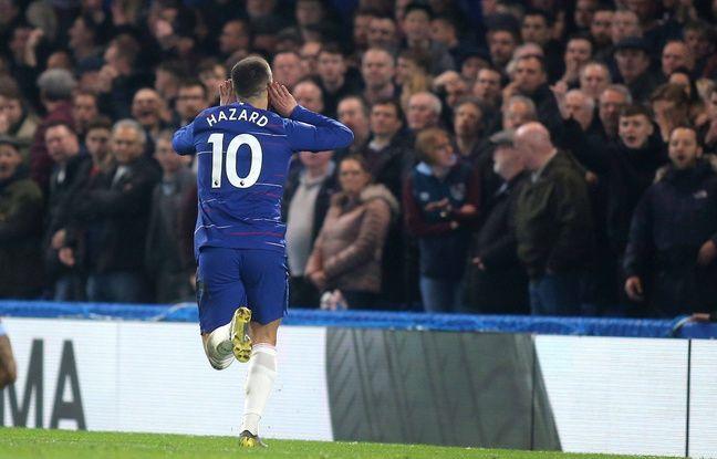 Mercato: «Ce sera difficile de le convaincre de rester», Chelsea reconnaît à demi-mot le départ d'Hazard au Real Madrid