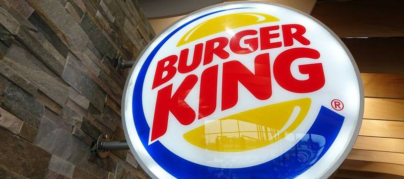 Le logo Burger King.