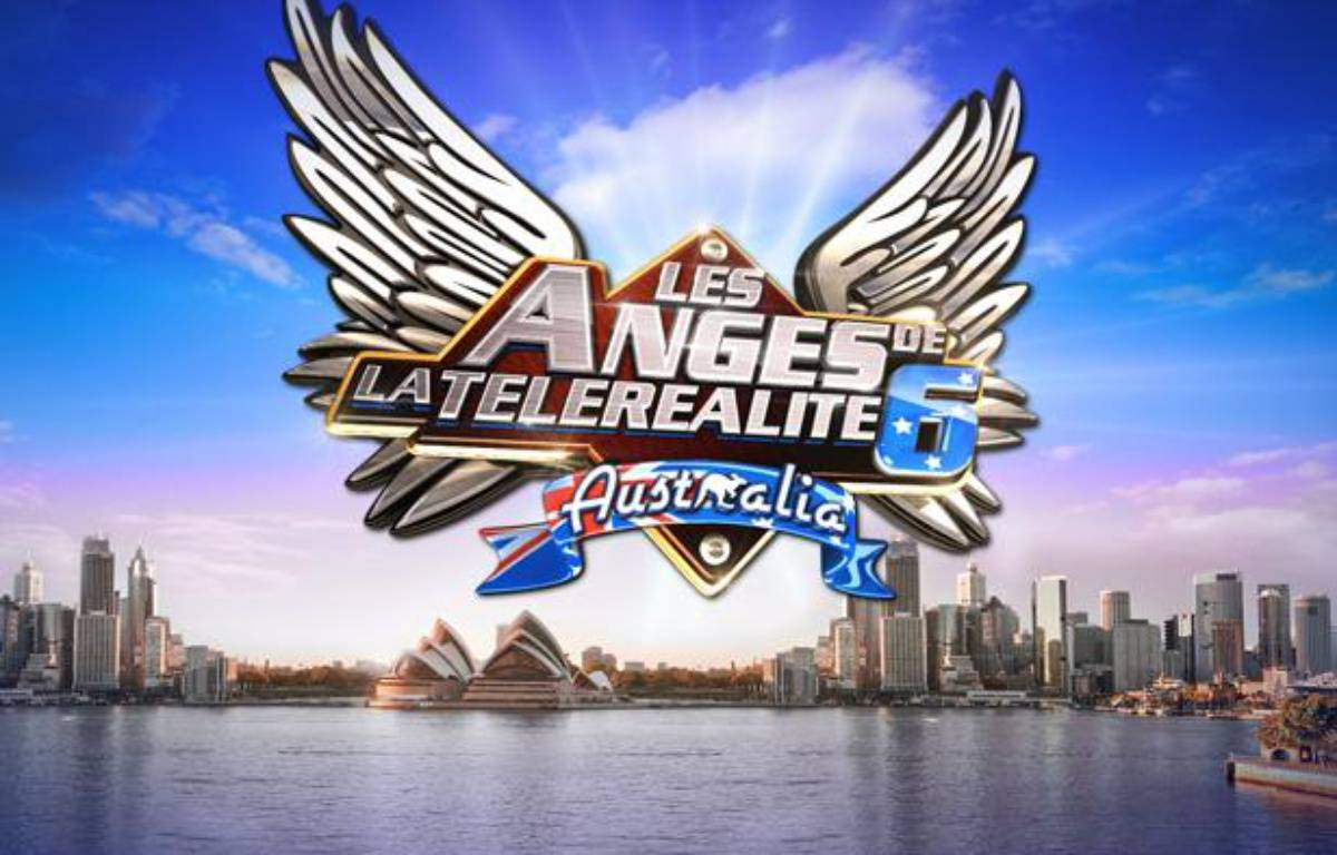 Le nouveau logo de la saison 6 des «Anges de la téléréalité». – La Grosse équipe/NRJ12