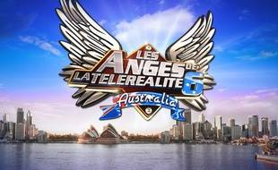Le nouveau logo de la saison 6 des «Anges de la téléréalité».