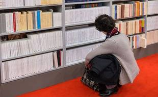 Le Salon du Livre de Paris le 23 mars 2015
