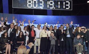 La Grande soirée du Téléthon à l'Hippodrome de Longchamp et sur France Télévisions