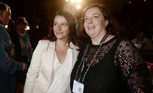 Cécile Duflot et Emmanuelle Cosse iront à Notre-Dame-des-Landes mercredi.