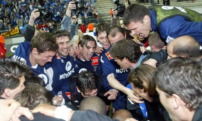 Le soir où les Dijonnais ont obtenu leur ticket pour la demi-finale de la Coupe de France en 2004