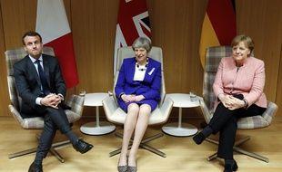 Les trois chefs d'Etat se sont dit