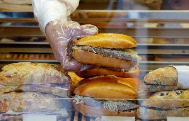 Le sandwich jambon beurre a augment de 1 26 en 2013 for Salon du sandwich