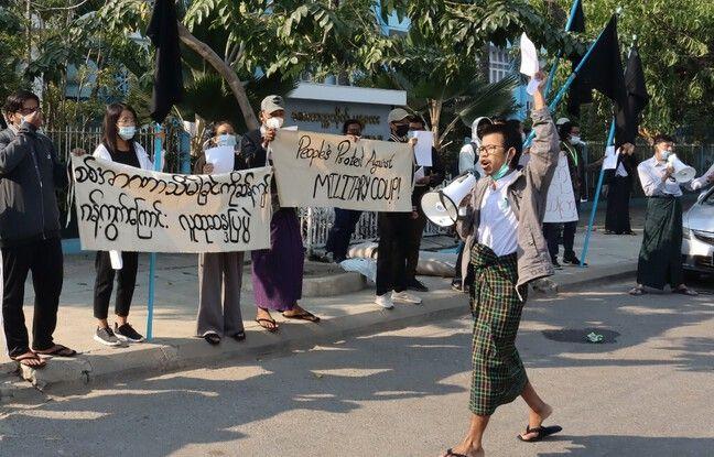 648x415 appels resister multiplient quatre jours apres coup etat birmanie