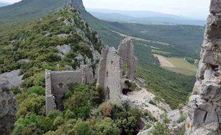 Le château de Montferrand.