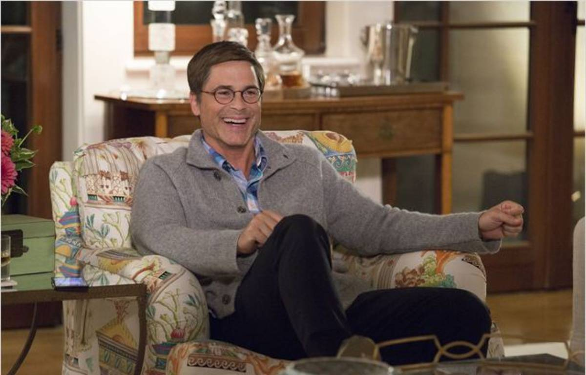Rob Lowe dans Sex Tape – Sony Pictures
