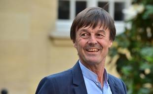 French Minister of Ecological and Inclusive Transition Nicolas Hulot arrives at the Hotel de Matignon in Paris, on June 1, 2017 AFP PHOTO / CHRISTOPHE ARCHAMBAULT