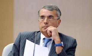 Jean-Jack Queyranne, président de la région Rhône-Alpes, en 2011 à Lyon