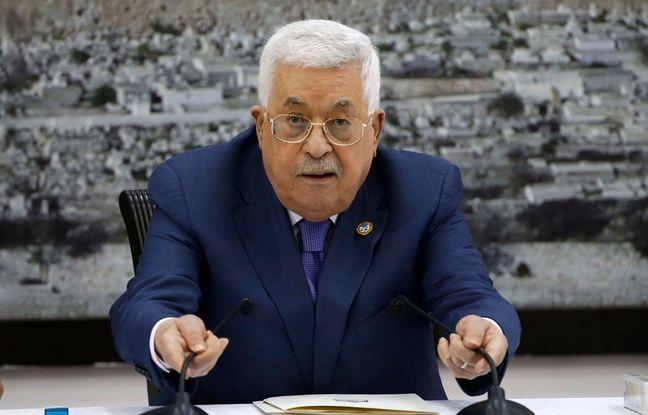 Proche-Orient : Abbas annonce une rupture de « toutes les relations » avec Israël et les Etats-Unis