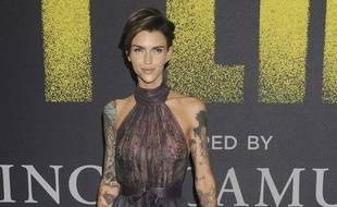 L'actrice Ruby Rose