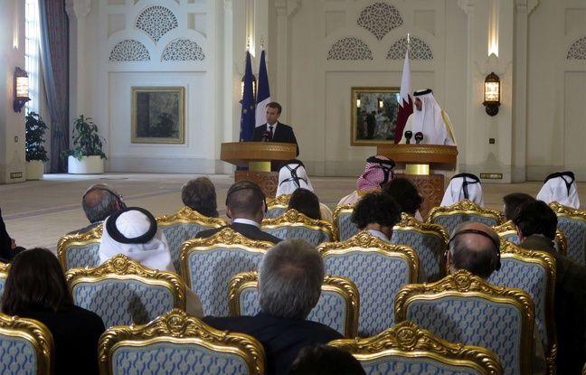 «La France ne veut pas se priver d'une relation forte avec le Qatar» Nouvel Ordre Mondial, Nouvel Ordre Mondial Actualit�, Nouvel Ordre Mondial illuminati