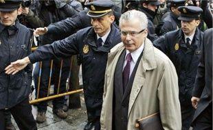 Baltasar Garzon est poursuivi en Espagne par des organisations d'extrême droite.