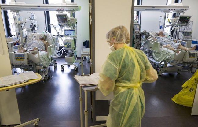 Coronavirus dans le Grand-Est: La pression diminue pour la prise en charge des cas graves