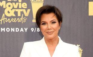 La star de téléréalité Kris Jenner aux MTV Movie And TV Awards 2018