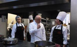 L'école Cuisine Mode d'emplois doit ouvrir ses portes en avril.