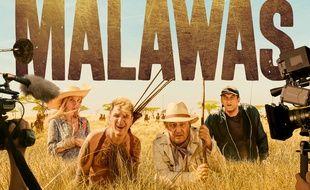 Affiche du film Rendez-vous chez les Malawas
