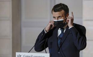 Coronavirus: Emmanuel Macron évoque la mise en place d'un «pass sanitaire»
