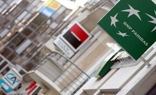 Société Générale, BNP et Crédit Agricole sont les banques françaises au coeur de ces mesures