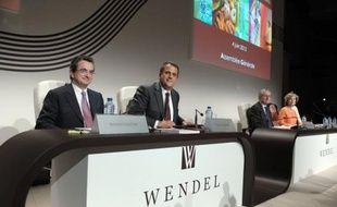 Le président du directoire de Wendel, Frédéric Lemoine, a dénoncé lundi les attaques dont sont l'objet la société d'investissement française et ses dirigeants, actuels ou anciens, et indiqué avoir porté plainte contre l'ancien directeur juridique, Arnaud Desclèves.