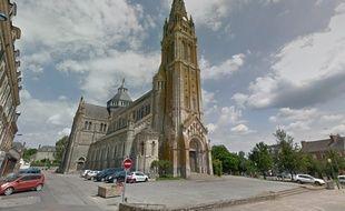 Image de l'église de Janzé.