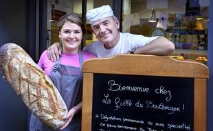 La Boulangerie La Fille Du Boulanger se situe dans le 17e arrondissement de Paris et a ouvert en 2013.