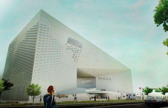 Le projet de Maison de l'économie créative et de la culture d'Aquitaine (MECA)