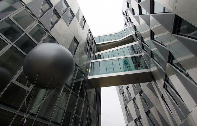 Le projet immobilier Urban Quartz livré dans le quartier d'affaires EuroRennes.