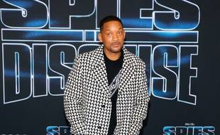 L'acteur Will Smith à la première de Spies in Disguise à Los Angeles
