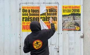 Le rassemblement des opposants a lieu ce week-end NDDL ZAD LR.//SALOM-GOMIS_salomgomis1841019/Credit:SEBASTIEN SALOM-GOMIS/SIPA/1606131849