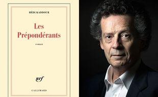 Hédi Kaddour a reçu le prix Goncourt pour «Les Prépondérants».