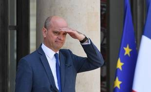 Jean-Michel Blanquer, le 25 juin 2019 à l'Elysée.