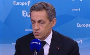 Nicolas Sarkozy était l'invité d'Europe 1 ce jeudi 19 février 2014.