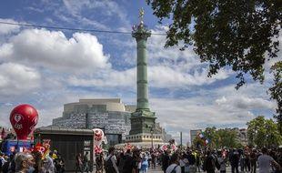 Plusieurs milliers de personnes ont manifesté mardi à Paris et en région pour dénoncer les accords conclus lors du «Ségur de la santé».