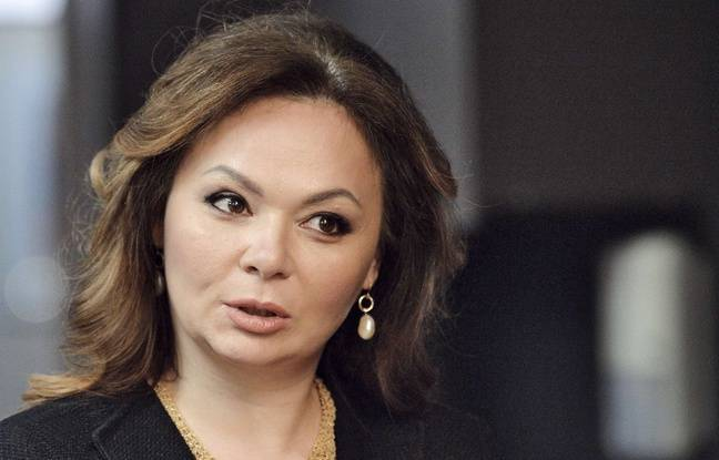 L'avocate russe Natalia Veselnitskaya.