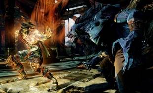 «Killer Instinct», sur Xbox One, du studio Double Helix Games.