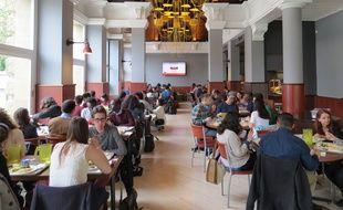 Strasbourg: Un tiers des étudiants ne déjeune pas systématiquement le midi (Archives)