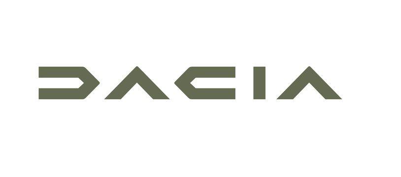 Nouvelle identité visuelle Dacia