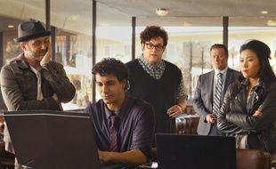 Les génies de la série «Scorpion», diffusée sur CBS