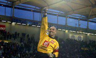 Un virage du Stadium de Toulouse va porter le nom de Christophe Revault, l'emblématique gardien du TFC.
