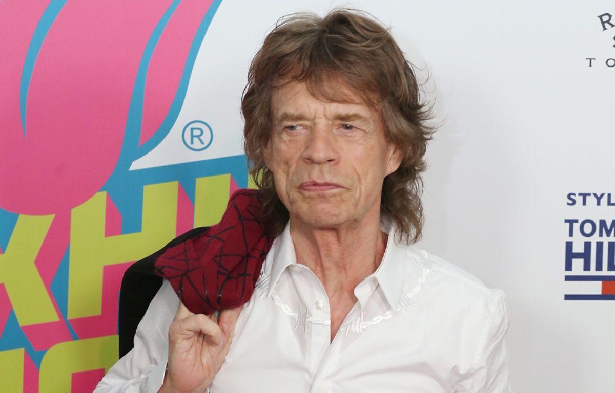 Mick Jagger lors du vernissage de l'exposition consacrée aux Stones à New York  – Jeff Grossman/WENN.com