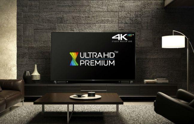 Il faut compter au moins 3990 euros pour s'offrir un des rares télévisurs UHD Premium.
