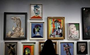 Les artistes revisitent Picasso au Grand Palais, en 2015 (Photo d'illustration).