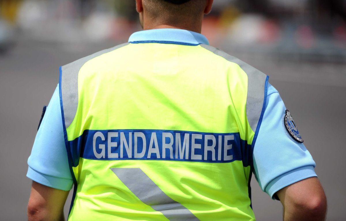 Illustration gendarmerie – POL EMILE/SIPA