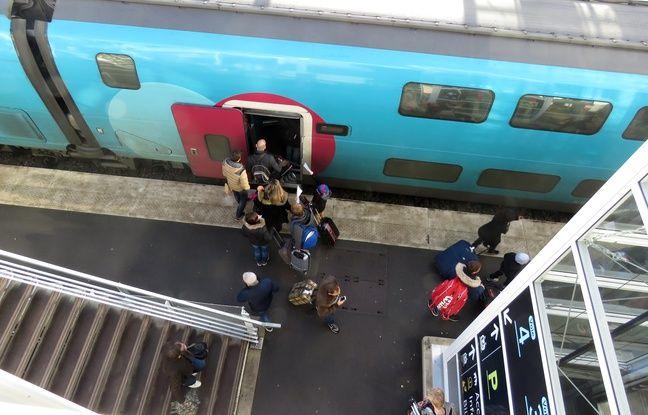 Paris: A partir du 7 juillet, des TGV Ouigo de la gare de l'Est vers Strasbourg, Nancy ou Metz