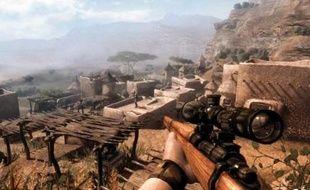 Screenshot du nouveau Far Cry